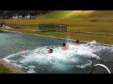 открытие нового купального сезона в Австрии)