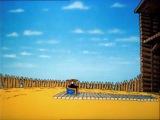 Стрельба из мультфильма